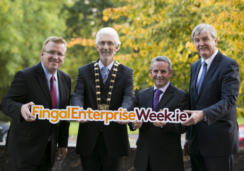 Food Mentor Academy Fingal Enterprise Week 2015